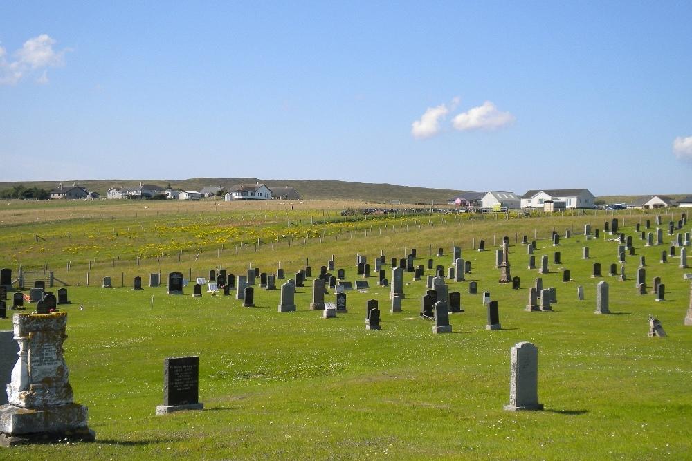 Commonwealth War Graves Griais Old Churchyard