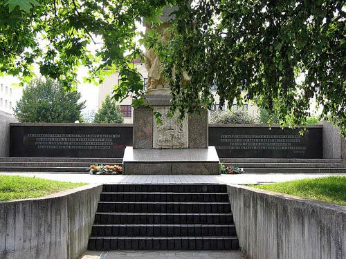 Liberation Memorial Ružomberok