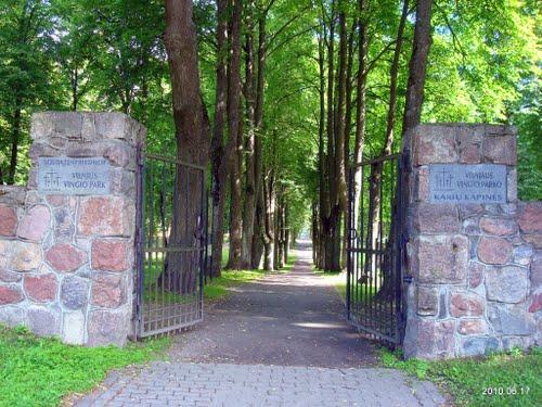 Duitse Oorlogsbegraafplaats Wilna / Vilnius-Vingio