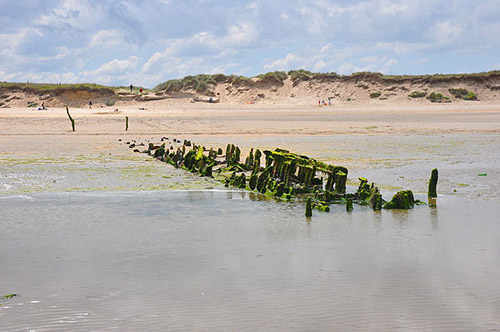 Remains American Landing Craft