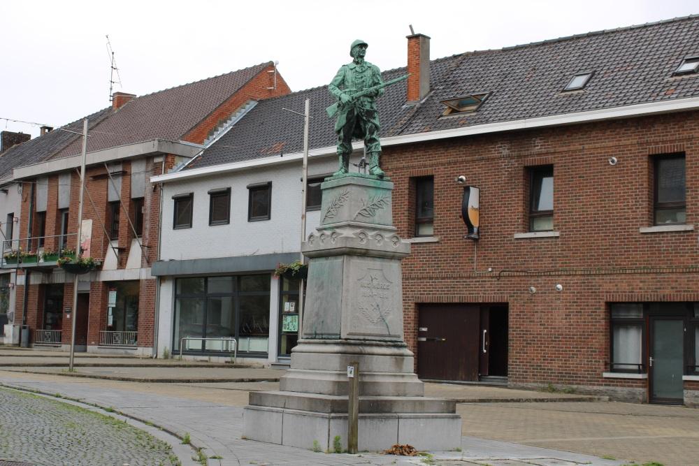 War Memorial Blaton