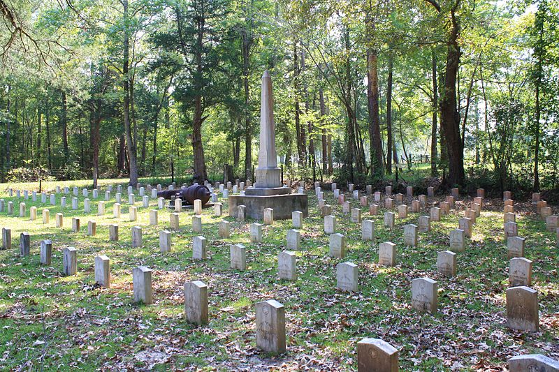 Confederate Unknown Cemetery Gainesville