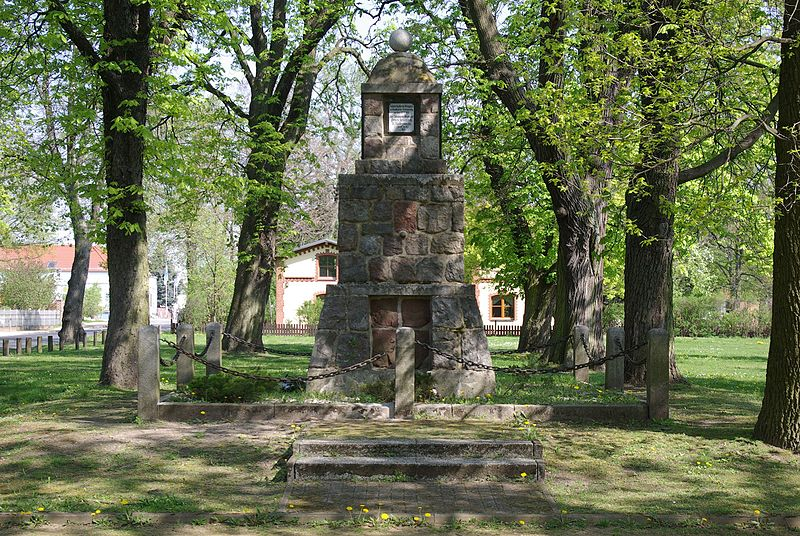 Memorial Battle of Blankenfelde
