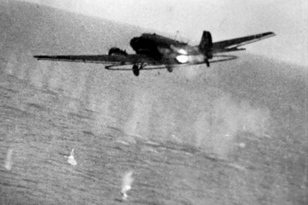 Crashlocatie Junkers Ju 52/3mg6e