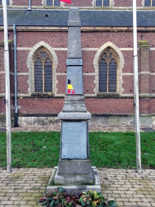 World War I Memorial Diest