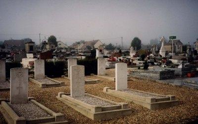 Oorlogsgraven van het Gemenebest Vernon