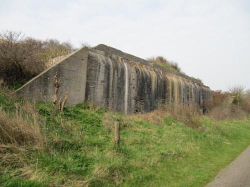 Stützpunkt Rheingold bunkertype FL 246 Zoutelande