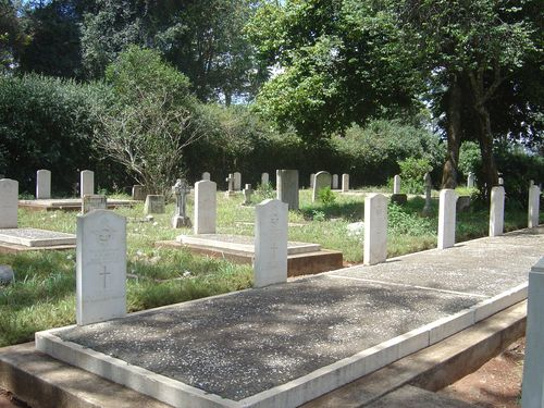 Commonwealth War Graves Nairobi (Park Cemetery)