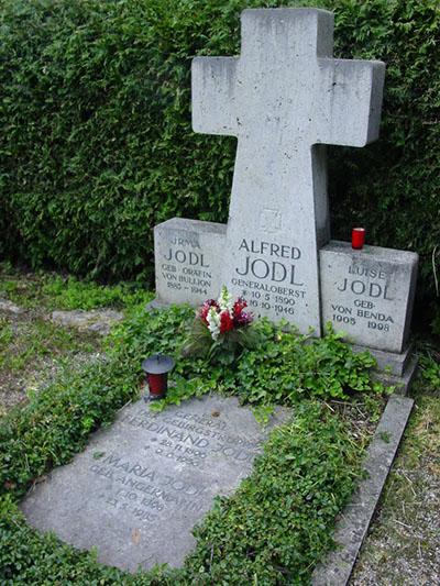 Symbolische Graf Alfred Jodl
