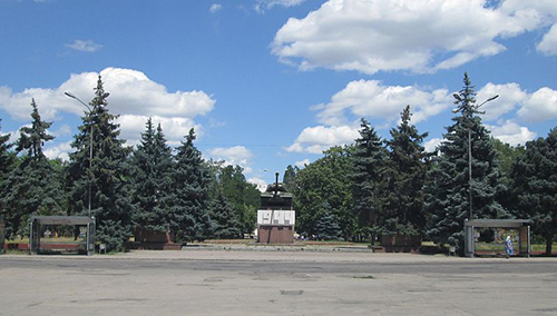 Bevrijdingsmonument Nikopol (IS-2 Tank)