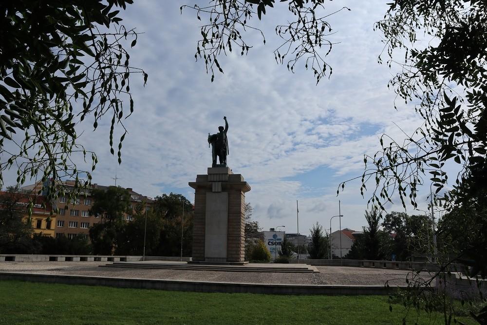 Liberation Memorial Brno