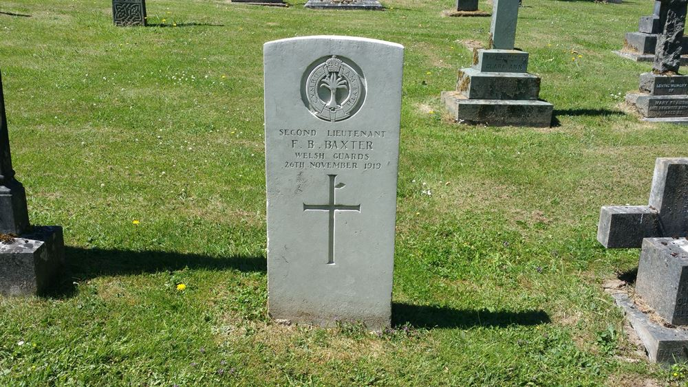 Commonwealth War Graves Arnside Cemetery