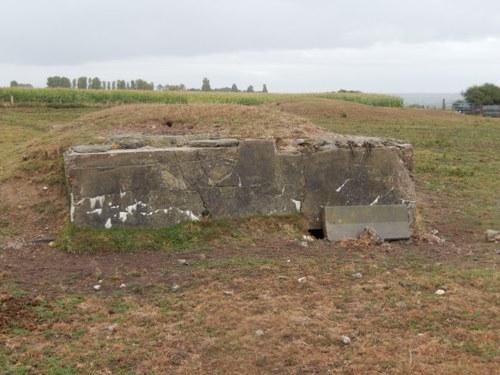 Stützpunkt GR 22 - Vf Unterstand