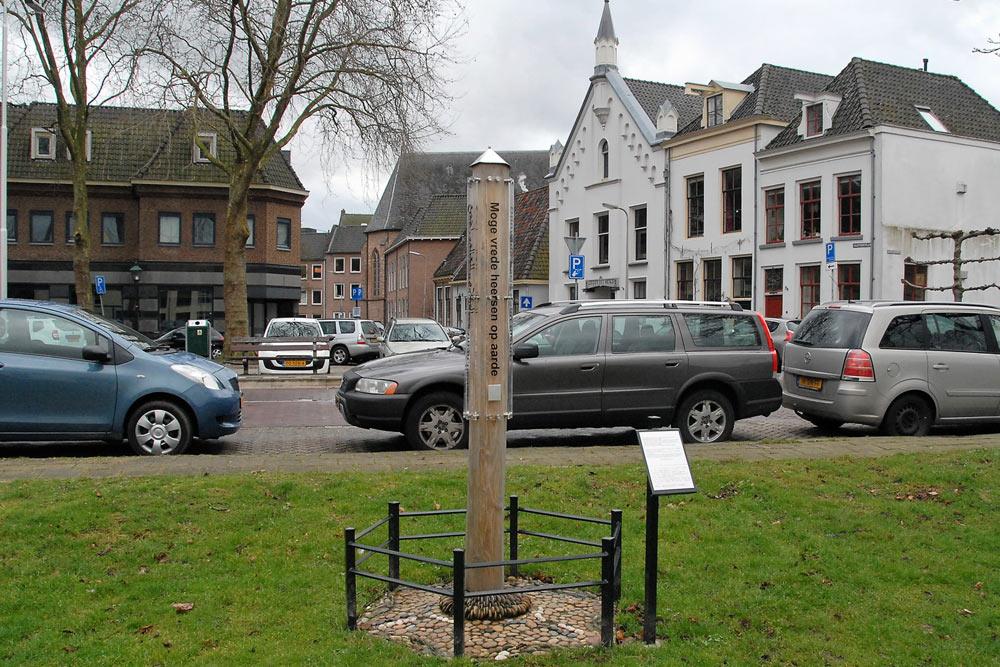 Peace Pole Zutphen