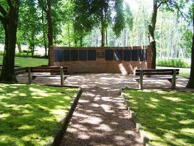 Sovjet Oorlogsbegraafplaats Rothenhof