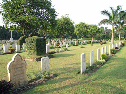 Commonwealth War Graves Bhowanipore Cemetery