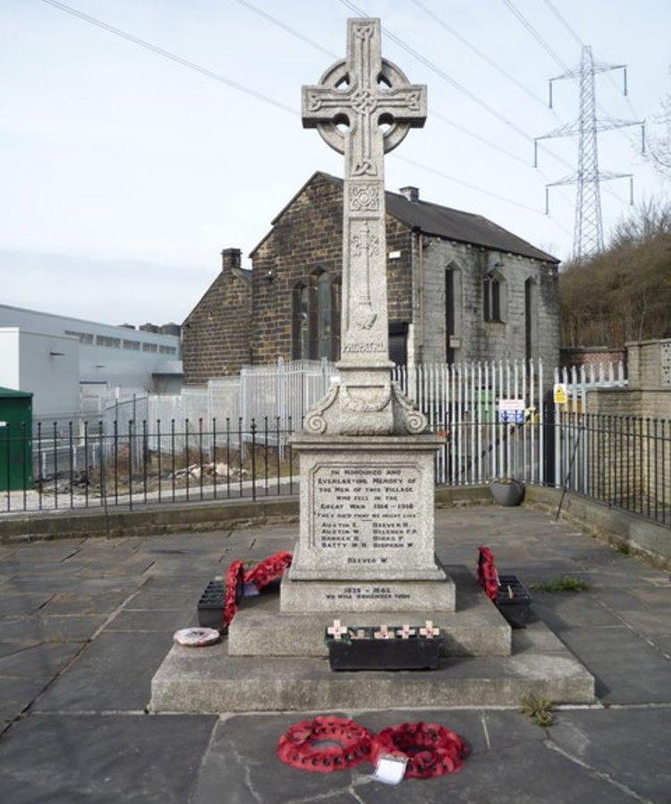 War Memorial Wadsley Bridge