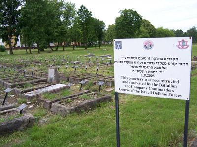 Joodse Begraafplaats Lodz