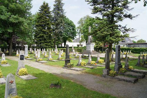 Soviet War Cemetery Sankt Pölten