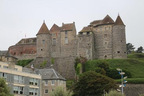 Atlantikwall - Château de Dieppe