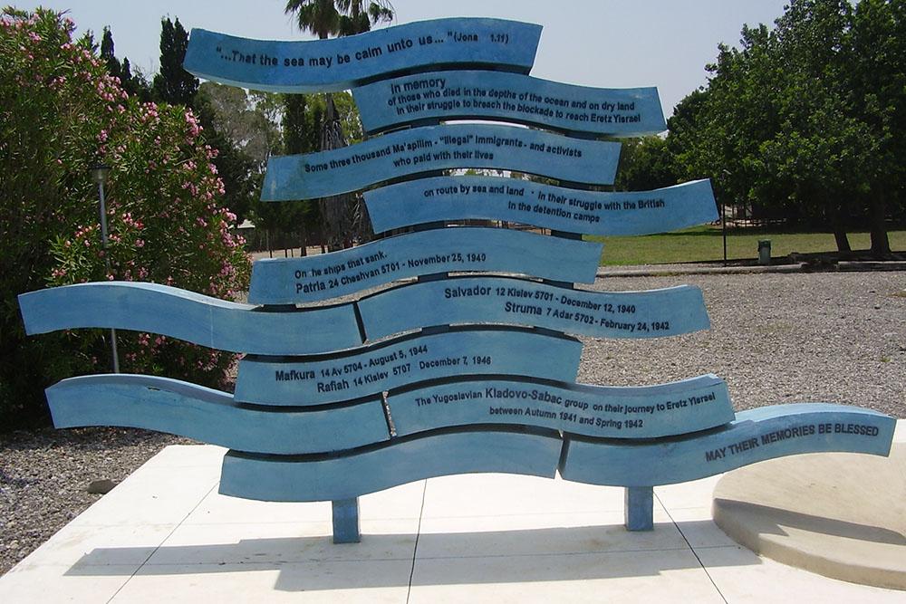 Perished Jewish Immigrants Memorial