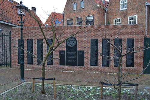 Joods Monument Haarlem