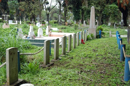 Commonwealth War Graves Mabalo