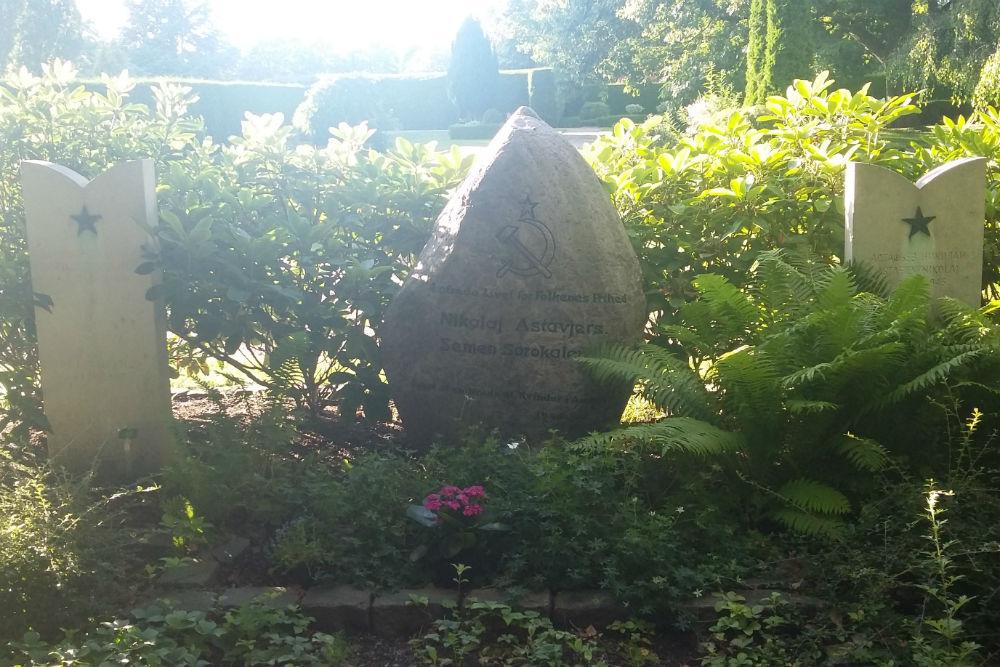 Soviet War Graves Aarhus