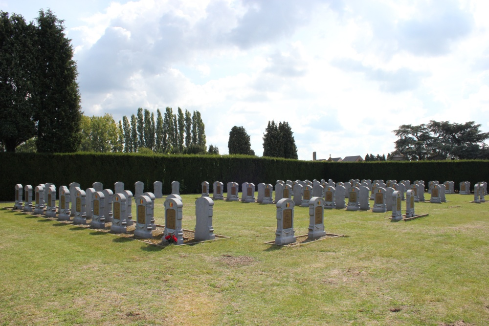 Belgian War Graves Willebroek