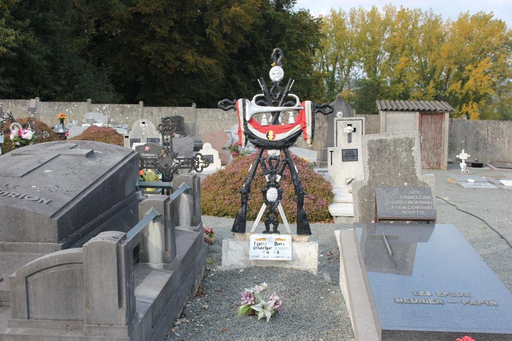 Belgian War Grave Grand Monchaut