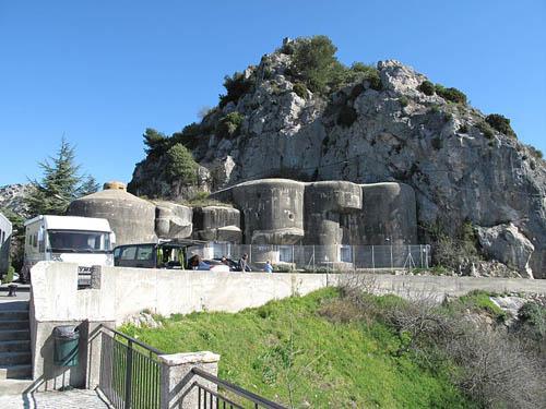 Maginot Line - Fort Sainte-Agnès
