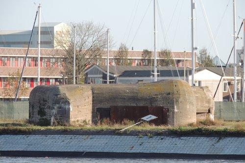 Stützpunkt Nettelbeck 1 - bunker type 630 Vlissingen