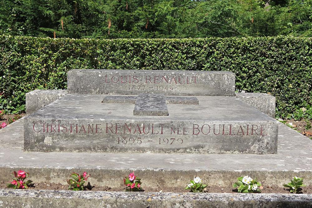 Grave Louis Renault