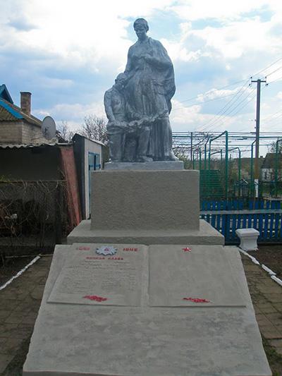 Mass Grave Soviet Soldiers Kharkove