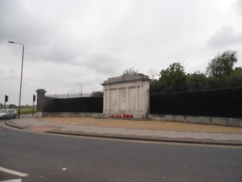 Oorlogsmonument Greenwich