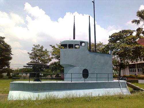 Memorial Submarine HTMS Matchanu