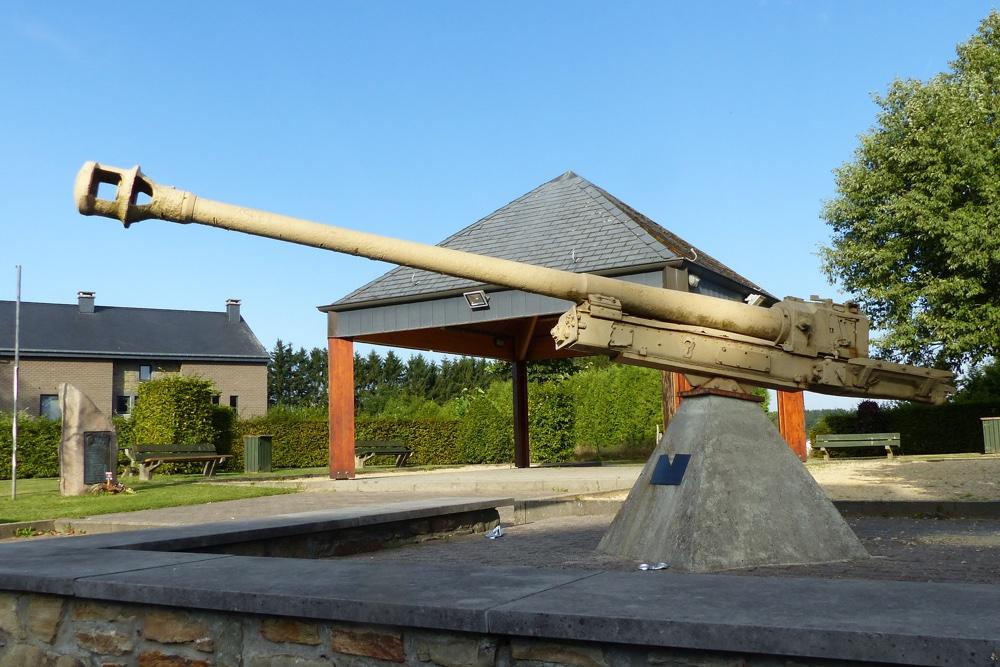 Duitse 75mm Pak 40
