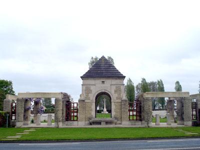 Oorlogsbegraafplaats van het Gemenebest La Delivrande