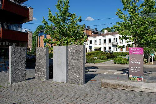 Oorlogsmonument Embourg