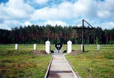 Duitse Oorlogsbegraafplaats Zjytomyr