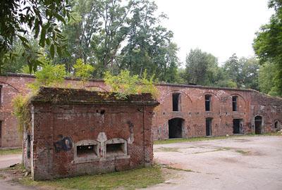 Festung Krakau - Fort 52