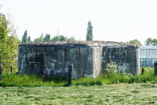 KW-Linie - Bunker P17