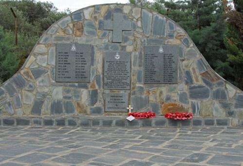 RAF Memorial Maleme