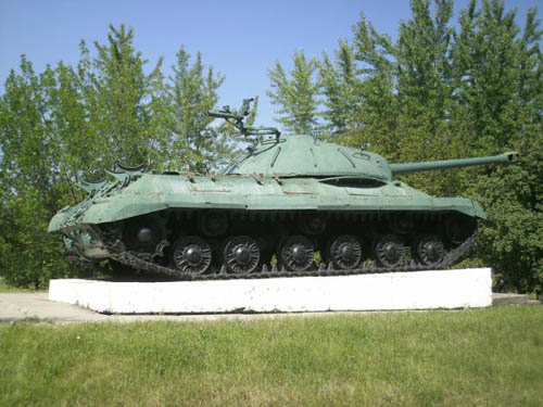 Bevrijdingsmonument (IS-3 Tank) Kostjantynivka