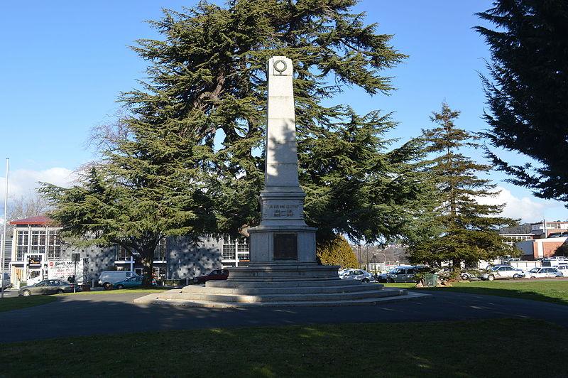 War Memorial Launceston