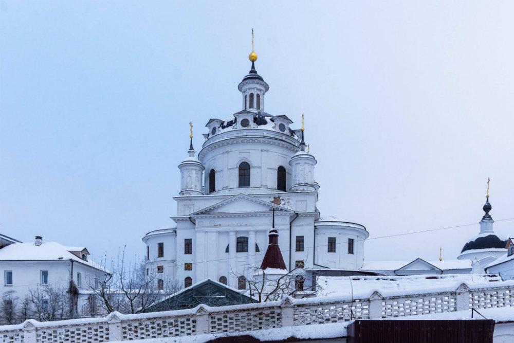 Chernoostrovsky Monastery