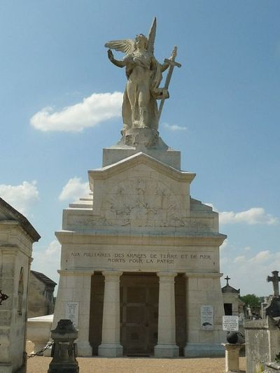 Oorlogsmonument Charente