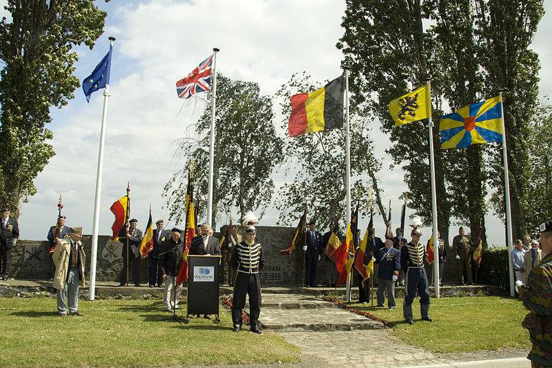 Monument Slag van Geluwe