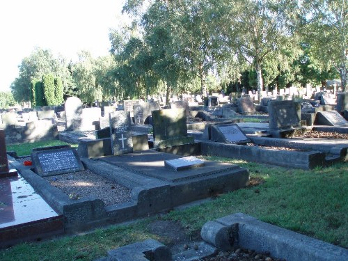 Oorlogsgraven van het Gemenebest Waimairi Cemetery