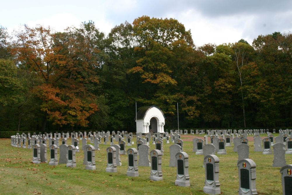 Belgische Oorlogsbegraafplaats Leopoldsburg